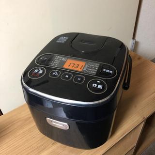 アイリス 炊飯器 マイコン式 5.5合炊き 2017年製 動作確認済 - 札幌市