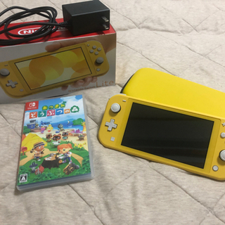 (大特価)任天堂Switch lightの画像