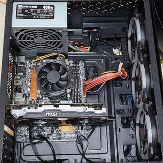 ゲーミングパソコン gtx750i