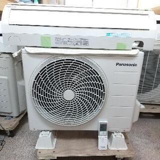 パナソニック6畳エアコン洗浄済み2014年