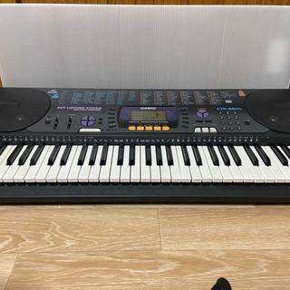 CASIO カシオ 電子キーボード ピアノ ctk-660l