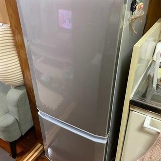 【ネット決済】(更に値下げ)三菱冷蔵庫146L 2011年製 M...