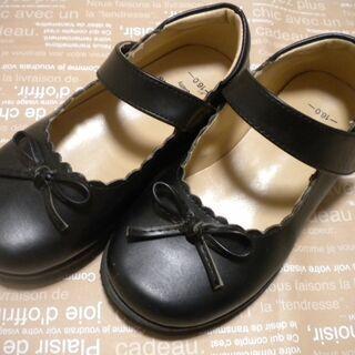 【現地決済】〈取りに来てくれる方〉女の子 16cm フォーマル靴