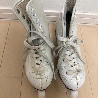 フィギアスケート21.5センチ