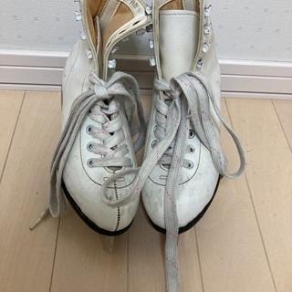 フィギアスケート21センチ