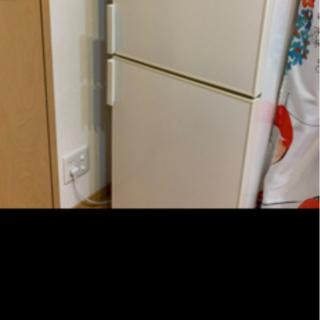 【無印良品冷蔵庫のみあります!無料(洗濯機決まりました)】…