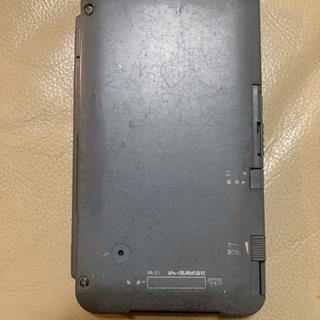 SHARP 電子手帳 PA-S1  ジャンク品 - 家電