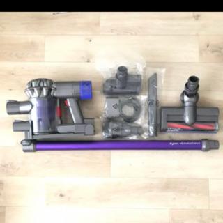 dyson v6 motorhead コードレス掃除機