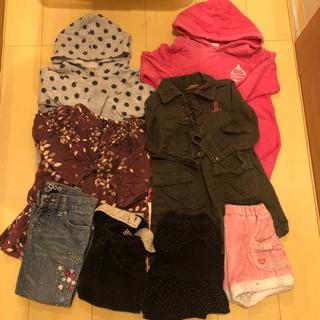 女の子 90センチ 冬服