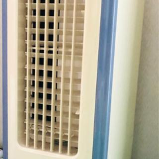 ✨自然な涼風を提供してくる移動式の冷風機✨