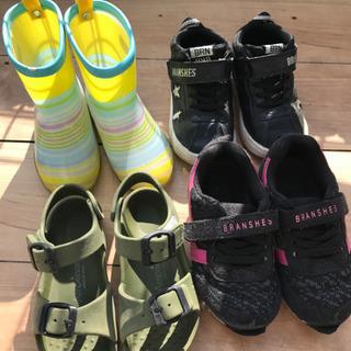子ども靴 キッズ 靴 長靴 サンダル