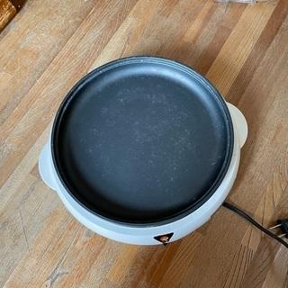 【ネット決済】お好み焼きミニプレート 22cm