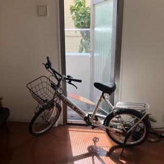 6000円 自転車 ミニベロ