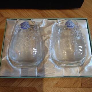 コップ グラス ボヘミアングラス 未使用