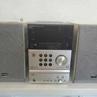 無料¥0 ONKYO MD/CD/radio