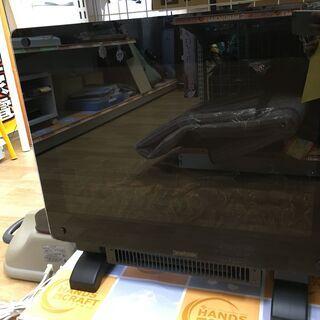 ニトリ 暖炉ヒーター NTL1000GLK14 中古品 2014年製