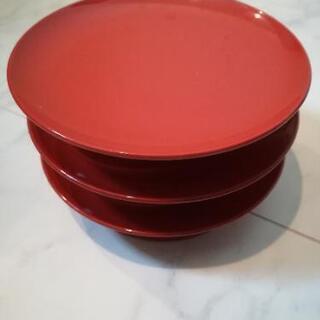 【お皿】二色あります。