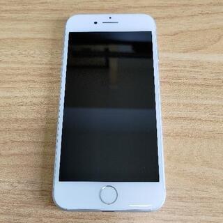 iPhone8 64GB シルバー SIMフリー Soft…