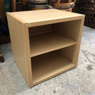 木製❣️棚・チェスト❗️小さめの収納棚です♡