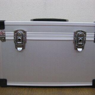ジェラルミン 収納ボックス アルミケース カメラ入れ カメ…