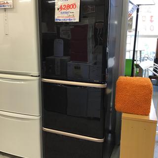 冷蔵庫 3ドア 自動製氷有り SHARP 2014年製 中…