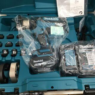マキタ 充電式圧着機 TC300DRG 未使用