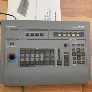 Panasonic デジタルAVミキサー WJ-AVE55