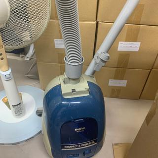 今月いっぱいで処分します 掃除機、扇風機