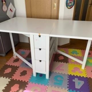 ダイニングテーブル IKEA