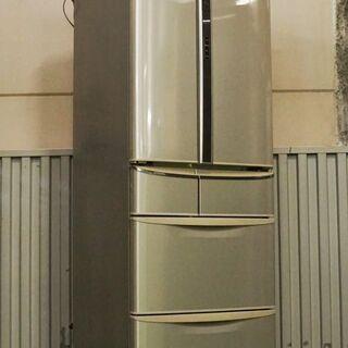 0907 Panasonic パナソニック 6ドア冷蔵庫 …