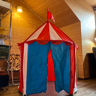 IKEA イケア 子供用テント