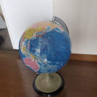 地球儀 H:410