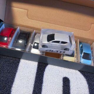 非売品アルトプルバックカー全7色