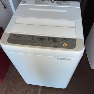 No.1065 Panasonic 5kg洗濯機 2019年製 ...