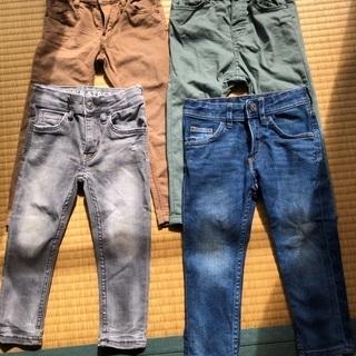 子供服 H&M 90㎝ 4本セット