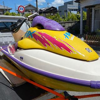 【ネット決済】Sea doo HX 実働艇 ローン可能です!