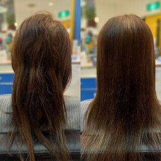 40代から年々変化する髪「うねり」「白髪染めによる傷み」「艶無し...