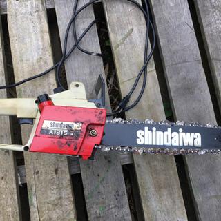 【新ダイワ工業製】電動チェーンソー A131S-II【DI…