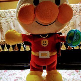 アンパンマン 踊る人形