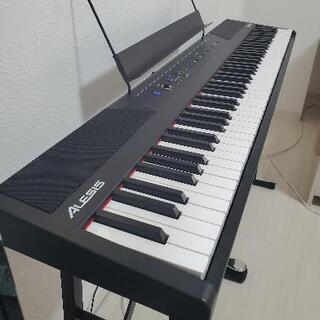 【ネット決済・配送可】【美品・中古】電子ピアノ 88鍵 ALES...