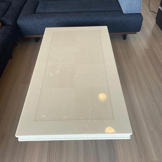 【ネット決済】東京インテリア購入した大理石テーブルセット