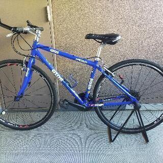 GIOS クロスバイク ミストラル 400サイズ