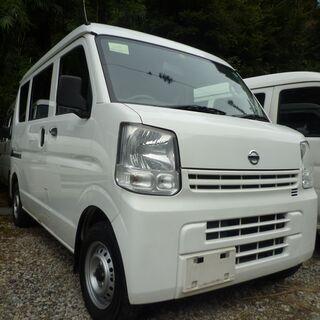 (ID3584)軽バン専門店在庫50台 37万円 日産 NV10...