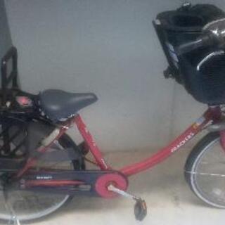 子ども乗せ自転車【3人乗り】非電動