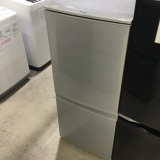 冷蔵庫 シャープ SJ-D14B