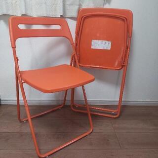 IKEA 折り畳み 椅子