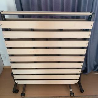 折り畳みベッド シングルサイズ