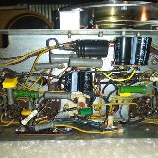 真空管ラジオサンヨーSS-70 新品マジックアイ付 - 売ります・あげます