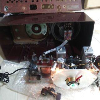 真空管ラジオサンヨーSS-70 新品マジックアイ付 − 兵庫県