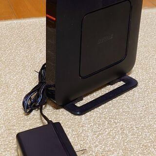 Wifi ルータ バッファロー WSR-1166DHP2